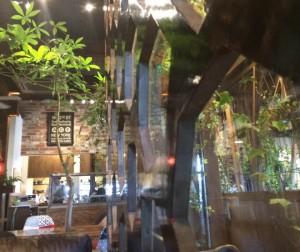 3.CAFE 店内