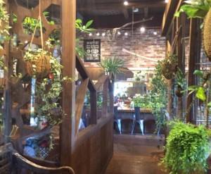 3.CAFE 入口通路